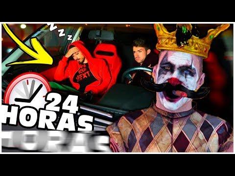 MORAIS REAGE - 'DESAFIO 24 HORAS DENTRO DO CARRO!!'