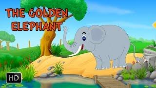 Jataka Tales - Der goldene Elefant - Animierte / Zeichentrick-Geschichten für Kinder