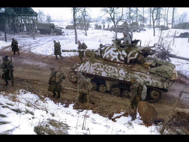 Operation Nordwind 1945 - The 'Other' Battle of the Bulge