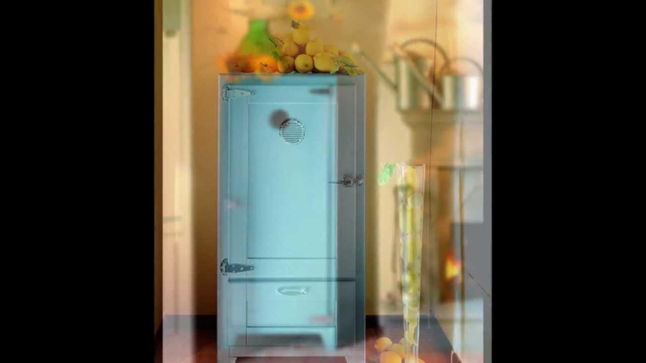 Muebles en Turquesa - YouTube