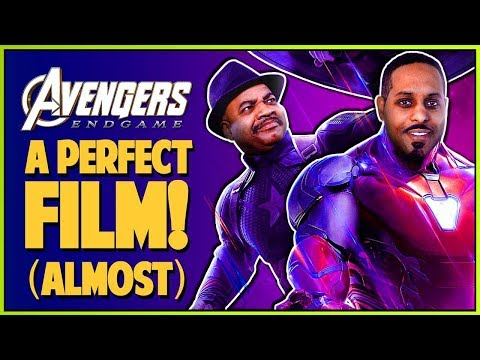 AVENGERS ENDGAME MOVIE REVIEW - Double Toasted