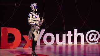 Cómo triunfar del fracaso   DJ King Arthur   TEDxYouth@Santurce