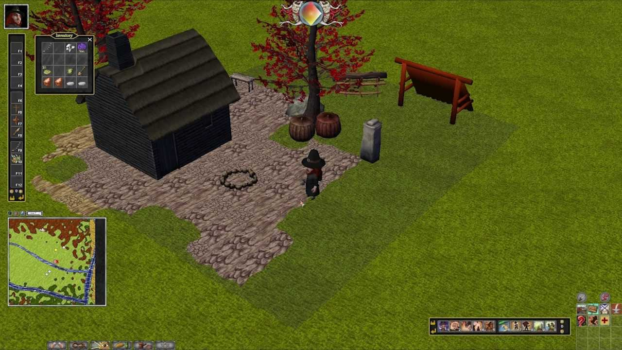 Mmorpg S With Building And Crafting