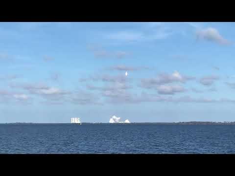 SpaceX Falcon Heavy launch 2/6/18 Cape Canaveral, FL