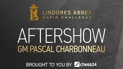 Aftershow with Pascal Charbonneau (4) | Lindores Abbey Rapid Challenge