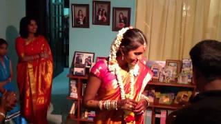 John and Nisha Wedding Singapore - Bangle Ceremony - Mother