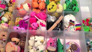 Massive Squishy Collection : HUGE SQUISHY COLLECTION!!!! Over 200 squishies! ? ? ?-Xilfy.com