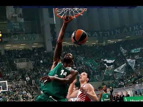 James Gist,Pao,Panathinaikos,euroleague,euroliga,heba