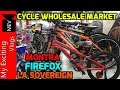 CHEAPEST CYCLE  WHOLESALE MARKET - FIREFOX, MONTRA, LA SOVEREIGN  IMPORTED CYCLE ETC.. KAROL BAGH..