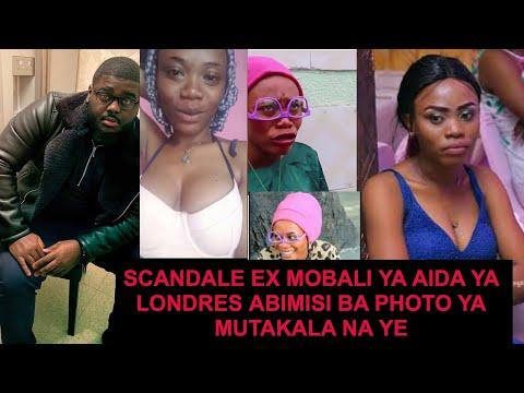 Scandale Ex Mobali Ya Aida Abimisi Ba Photo Ya Bolumbu Na Ye, ba mama ba siliki