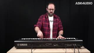 Yamaha CP73 Review