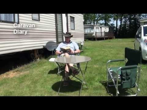 Chris's Static Caravan Diary, 2013