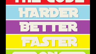 The Code vs Harder, Better, Faster, Stronger (DJ Alberto Arcas MashUp) [FREE DOWNLOAD]