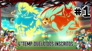 ☠ Inazuma GO Strikers 2013 ☠ 4º TEMPORADA - 1 JOGO