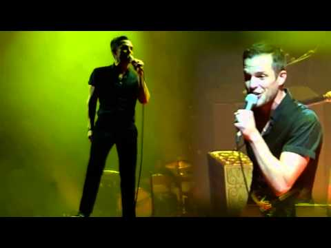 THE KILLERS - I THINK WE´RE ALONE NOW (Tommy...