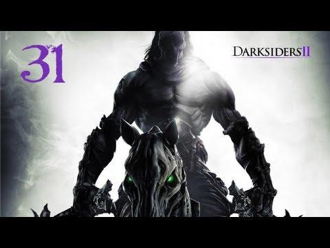 Прохождение Darksiders 2 - Часть 31 — Золотая арена: Первый камень душ