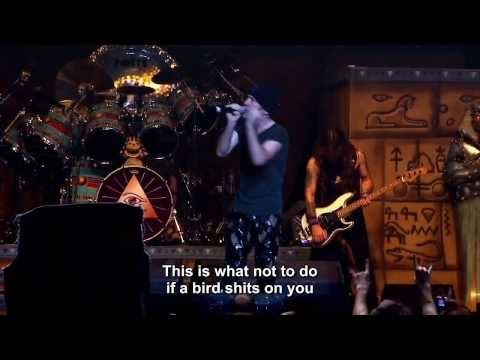 Iron Maiden - Rime of the Ancient Mariner (Flight 666) - [Subtitle - English]