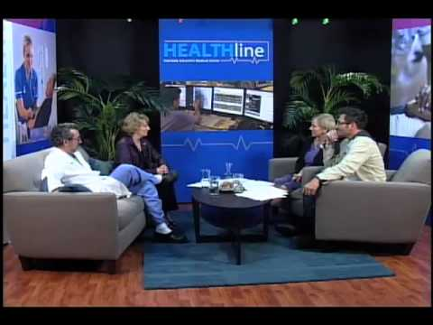 Healthline episode on stroke featuring Dr. George Rappard and patient Elizabeth Manaserian Part 6