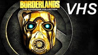Borderlands: Handsome Collection - Трейлер PAX 2019 на русском - VHSник