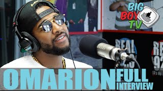 Omarion FULL INTERVIEW | BigBoyTV