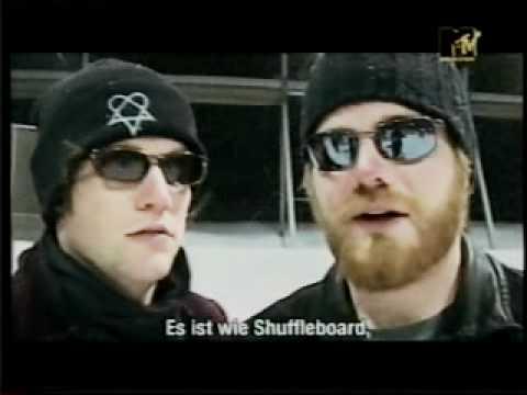 Jackass Davos MTV Winter Jam 2003(RYAN DUNN)