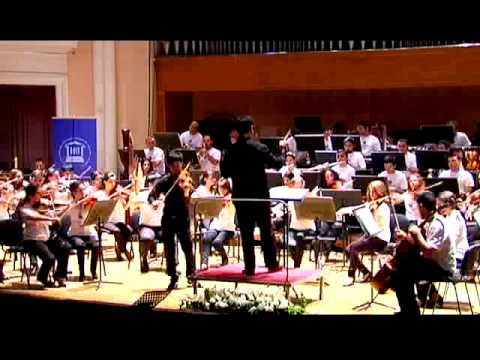Daichi Nakamura  Khachaturian Concerto 3mov