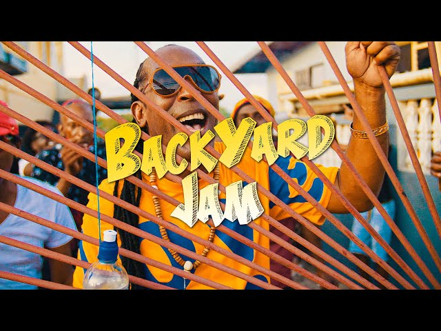 Farmer Nappy - Backyard Jam (Official Music Video) | 2021 Soca