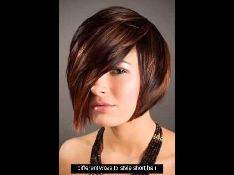 different ways to style your hair 10 hair styles different ways to style hair 5616