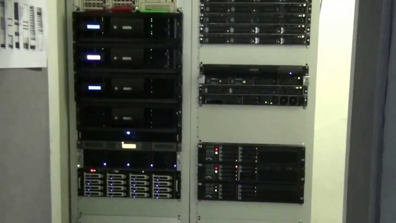 Home Data Center Design New My Work Server Room 3.0 Office Small Data Center  Youtube Inspiration