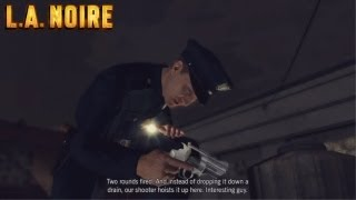 L.A. Noire - Case #1 - Upon Reflection