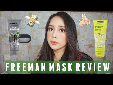 FREEMAN MASK REVIEW PART 2 | WORTH IT BANGET!!