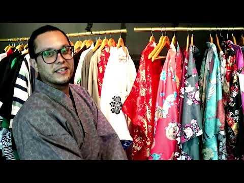 Onde comprar Kimonos