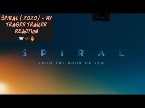 SPIRAL (2020) – My Teaser Trailer REACTION📹