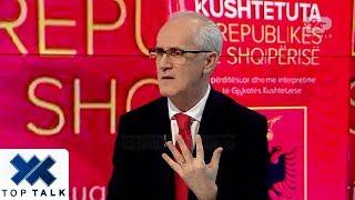 Baixar Dvorani në Top Talk: Respektoj institucionet dhe kushtetutën, kallëzimi penal i Presidentit i pabazë