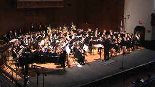 uf concert band plays chester overture for band