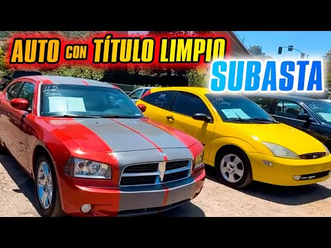 Auto Auction Of San Diego ‼️ %100 Clean Title Vehicles %100 With Smog Certificate!