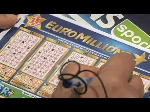 Europa im Lottofieber