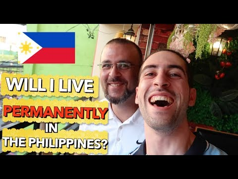 STAYING In The PHILIPPINES For GOOD? DOING BUSINESS In The PH 🇵🇭