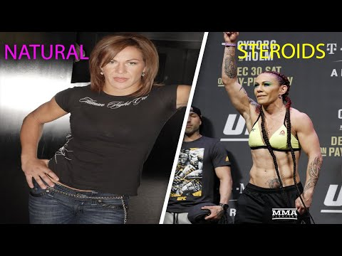 Cris Cyborg Steroid Transformation - UFC, Steroids, Before And After.