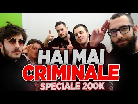 L'ULTIMO HAI MAI CRIMINALE NELLA MELAGOODO HOUSE [SPECIALE 200K]
