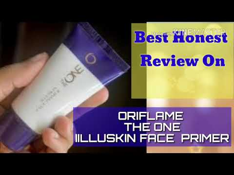 Honest review on ORIFLAME THE ONE ILLUSKIN FACE PRIMER||GLAM INDIAN GIRL