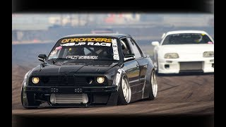BMW E30 // Best of (drift, burnout, acceleration & more)