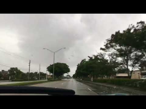 Hurricane Irma Time-Lapse 1 September 09 2017