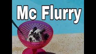Faire une glace Mc flurry au thermomix
