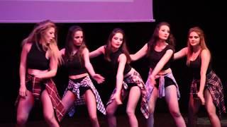 Aytunc Benturk Dans Akademi 2016 STREET JAZZ 1. sınıf