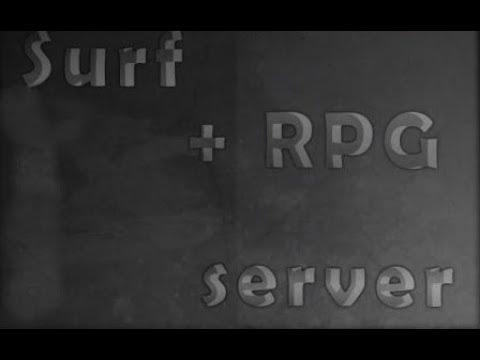 Бесплатная паутинка на сервере? Лучший Surf+rpg сервер в CSGO