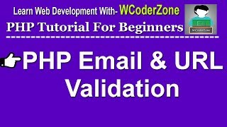 How to validate email url in php - php filter_var function