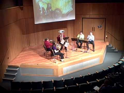 Mussorgsky Pictures at an Exhibition Brass Quintet