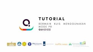 Quizizz - Tutorial Bermain Kuis pada Quizizz dengan mode PR