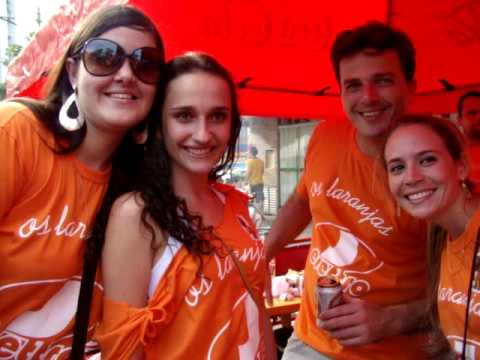 "Stammtisch 2010!!! Os Laranjas Em "" Pouse Para A Foto""!!!"